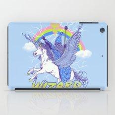 Pizza Wizard iPad Case