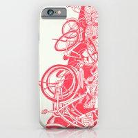 On Paper: Tokyo Bicycles iPhone 6 Slim Case