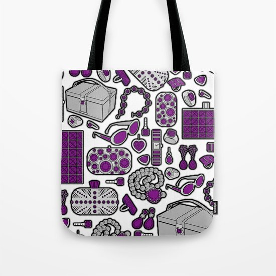 Accessories Tote Bag