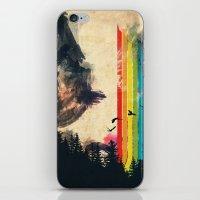 Nox Noctis iPhone & iPod Skin