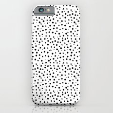 Tiny Doodle Dots iPhone 6 Slim Case