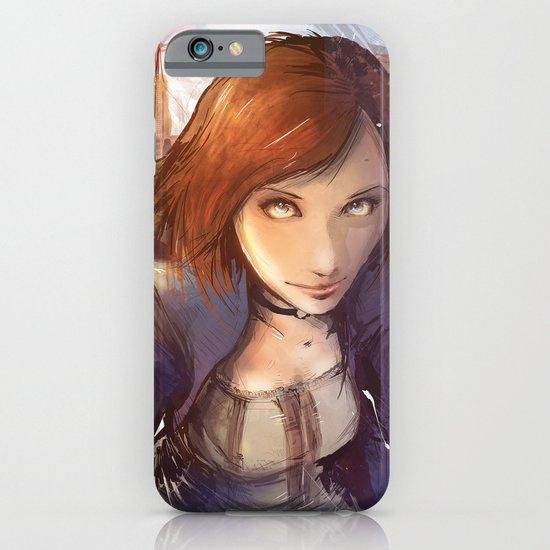 Elizabeth iPhone & iPod Case