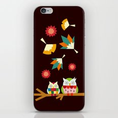 Owls iPhone & iPod Skin