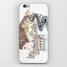 Cold Water iPhone & iPod Skin