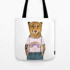 Little Cheetah Tote Bag