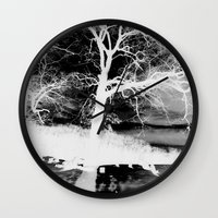 Haunted Wall Clock