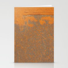 Iron And Rust Stationery Cards