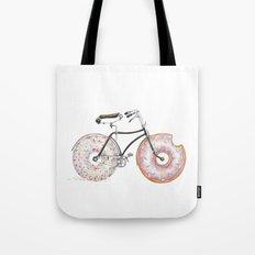 Bike Me Tote Bag