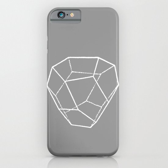 Tetrahedral Pentagonal Dodecahedron iPhone & iPod Case