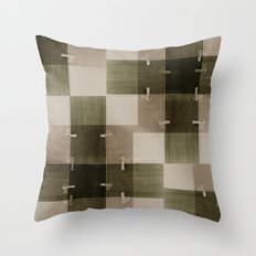 random pattern Throw Pillow