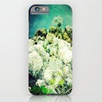 blue lagoon iPhone 6 Slim Case