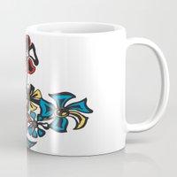Bouquet - Skal Mug