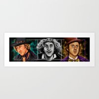 The Wilder Trifecta Art Print