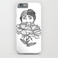 iPhone & iPod Case featuring zombie by bloodpurple