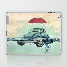 VW Chance of rain in deep water Laptop & iPad Skin