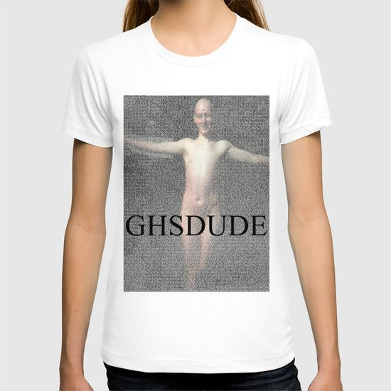 GHSDUDE JESUS SUPERSTAR T-shirt