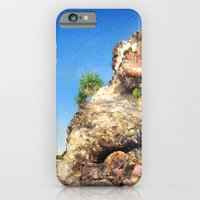 iPhone & iPod Case featuring the pursuit by berg with ice