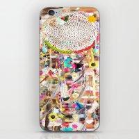 Sogni D'oro Dreamcatcher iPhone & iPod Skin