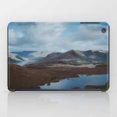 The Hills of Connemara, Ireland iPad Case