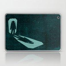 A door through space Laptop & iPad Skin