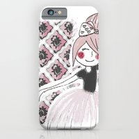Little dancer iPhone 6 Slim Case