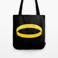 Cheater Tote Bag