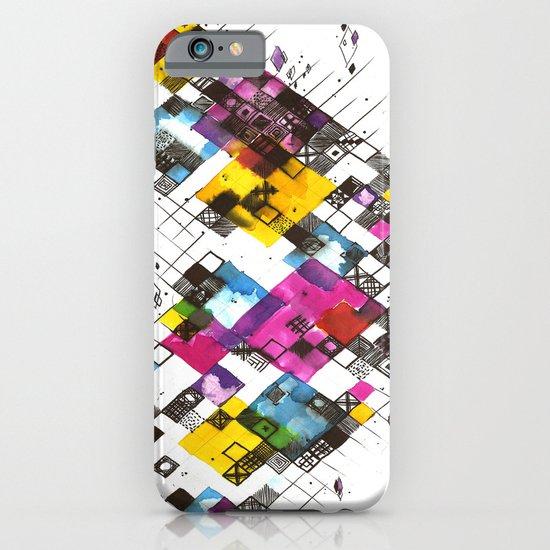 Ink Kaleidoscope iPhone & iPod Case