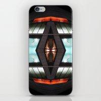 OEN 0215 (Symmetry Serie… iPhone & iPod Skin