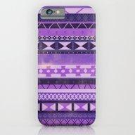 Native Spirit (Purple) iPhone 6 Slim Case