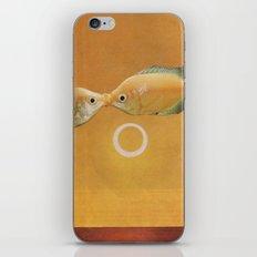 Kisses iPhone & iPod Skin