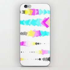 Printer Squares iPhone & iPod Skin