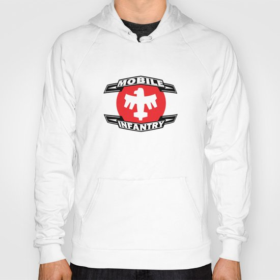 STARSHIP TROOPERS! Hoody