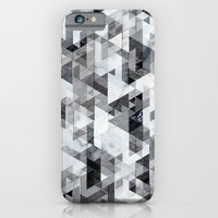 Marble madness iPhone 6 Slim Case