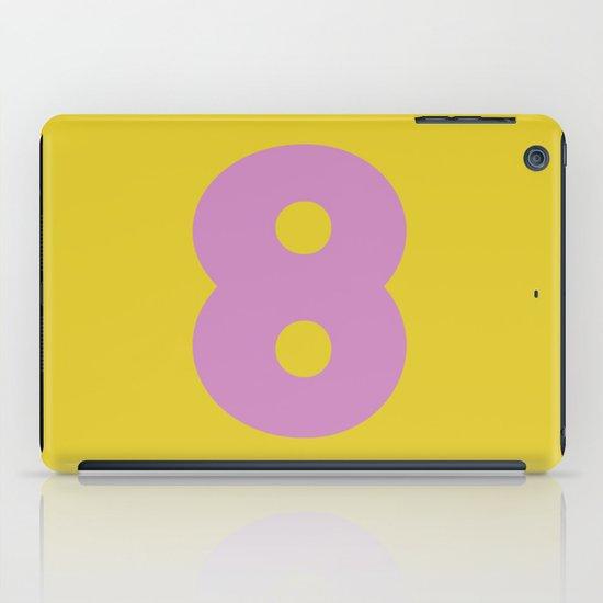 Number 8 iPad Case