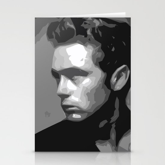 James Dean Stationery Card