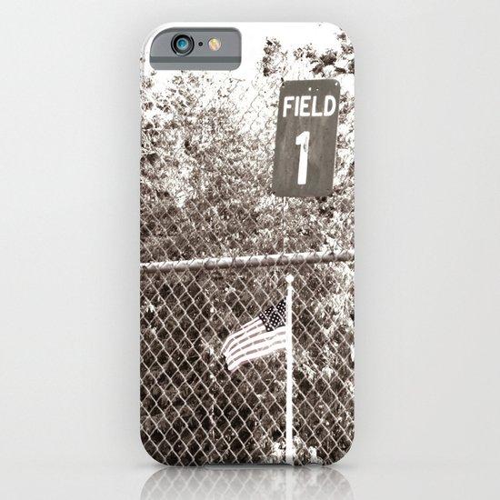 Field 1 iPhone & iPod Case