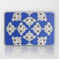 Sheep Circle - 3 Laptop & iPad Skin
