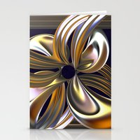 Gilded Lily Stationery Cards