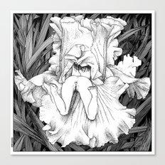 asc 566 - La butineuse (Seeking for sweetness) Canvas Print