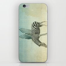 on the wings iPhone & iPod Skin