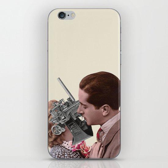 Electro-Romantic iPhone & iPod Skin