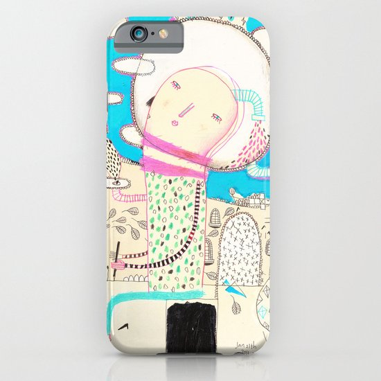 Be led by your dreams iPhone & iPod Case