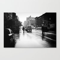 8th Ave. Canvas Print