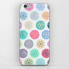 Watercolor Lovely Pattern V iPhone & iPod Skin
