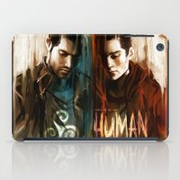 Derek & Stiles iPad Case