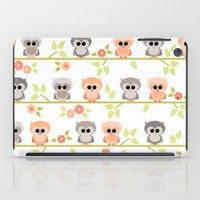 Baby Owls iPad Case
