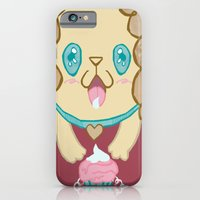 iPhone & iPod Case featuring Birthday licks by kathleen premian