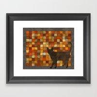 House Cat Framed Art Print