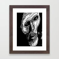 I have a Question Framed Art Print