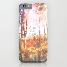 This is only Temporary by Debbie Porter Slim Case iPhone 6s